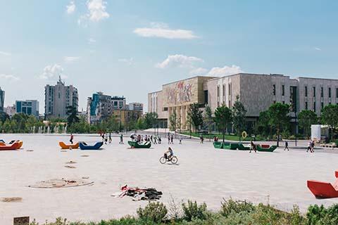 Carnet de voyage en Albanie
