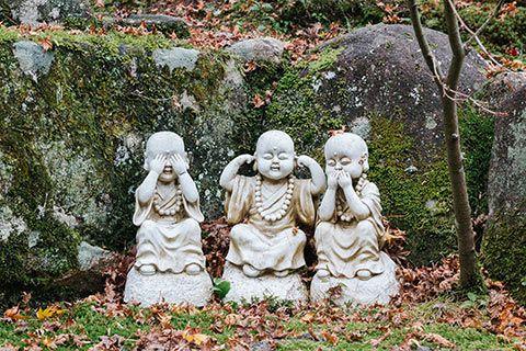 Les Bouddhas de la sagesse