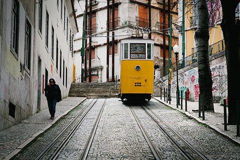 Dans Lisbonne
