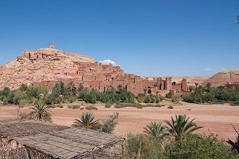 La kasbah de Télouet