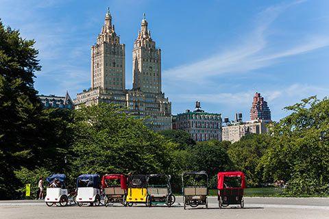 San Remo Apartments depuis Central Park