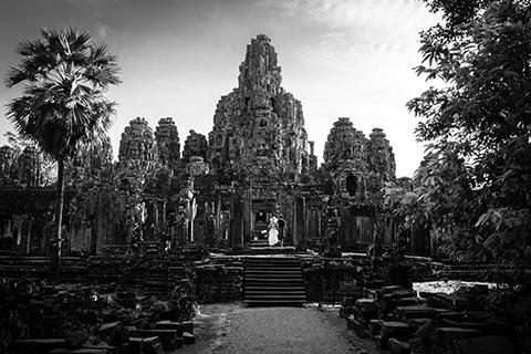 Le temple du Bayon